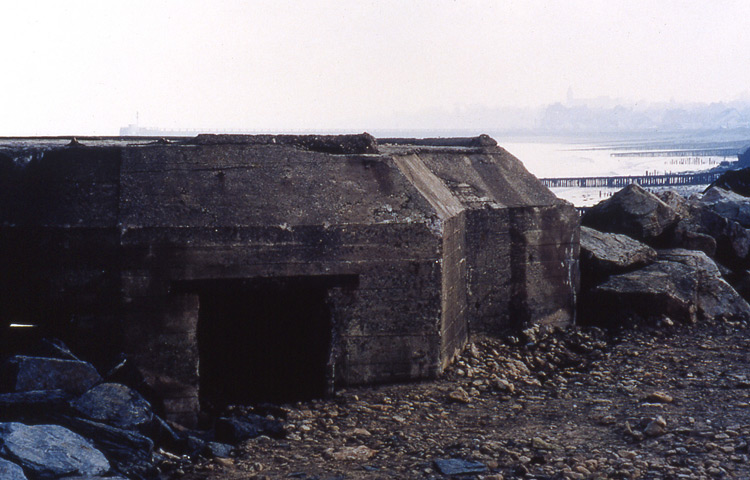 Remains of War Series, Normandy Bunker 7