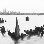 Remains of Ship, New York