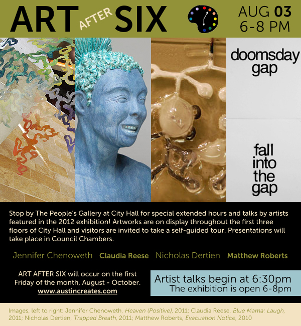 Art After Six Flyer