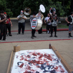 Dead Music Capital Band, Sacred Space Art Party, Dougherty Arts Center