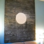 Sebastian Miles' Full Moon, Fisterra Studio, EAST 2011, by Judith Simonds