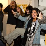 People Making Faces, EAST 2013 at Fisterra Studio by Leslie Vela