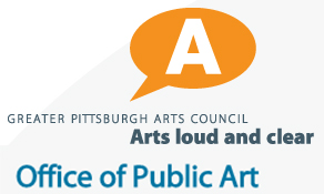 Office of Public Art logo