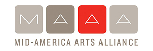 Mid America Arts Alliance logo