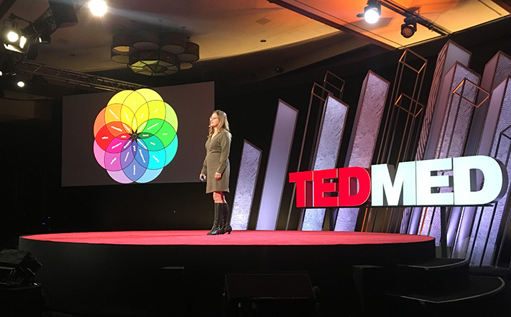 Jennifer Chenoweth at TEDMED 2017