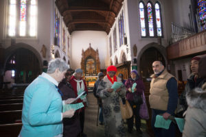 Wilkinsburg Church Tour Jan 2018